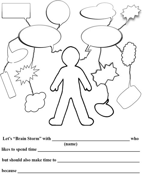 toddler classroom web template blank the gallery for gt brainstorming template for kids