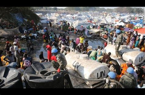 Ethnic Conflicts In South Sudan Refugee Camps Contained Opm