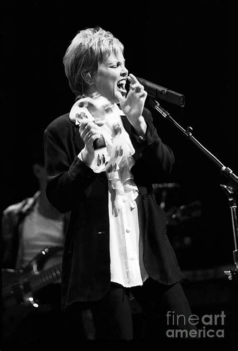 Pat Benatar Photograph by Concert Photos