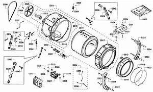 Bosch Wfvc540suc  19 Washer Parts