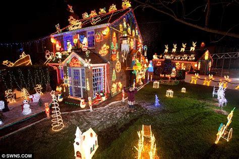 festive family adorn bristol home   christmas