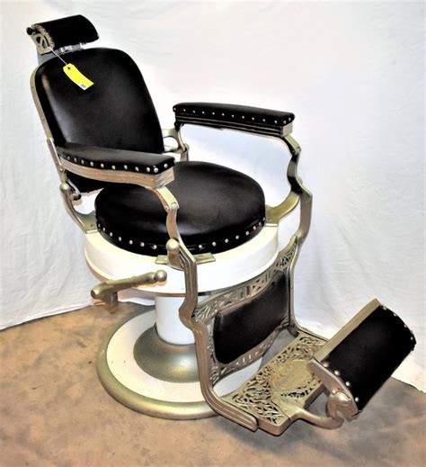 koken barber chairs uk koken porcelain barber chair with seat