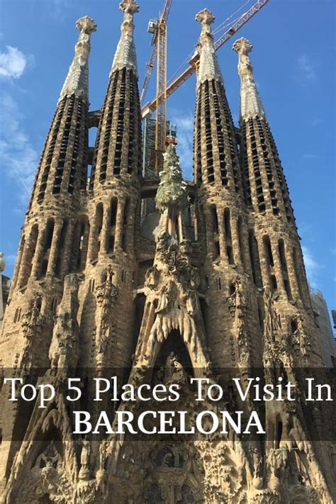 a day in barcelona catalonia our top 5 places to visit