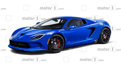 2020 Dodge Viper Mid Engine by This Mid Engine Dodge Viper Render Tops Our