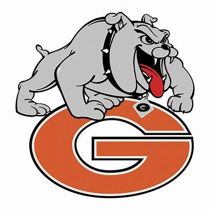 Bulldogs Georgia Logos University Transparent Grant Clip
