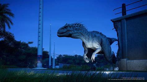 Build Your Own Dinosaur Park In Jurassic World Evolution