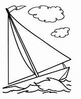 Simple Sailboat Drawing Coloring Pages Shapes Clipartpanda Boat Sailing Clipart Terms sketch template