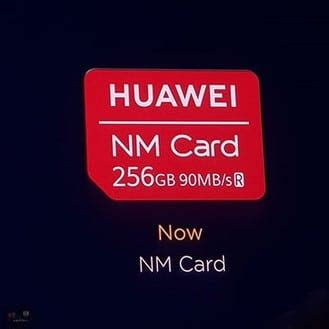 It is developed by the huawei as a new type of expandable storage that looks exactly like our. Huawei Nano Memory Card: la tarjeta de memoria que reemplaza la microSD - Planeta Red