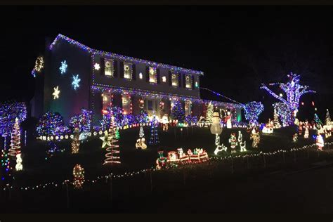 Light Displays Near Me by Light Display Jackson Township Ohio The