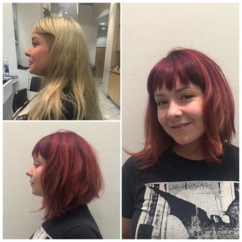 chic bob hairstyles  bangs pretty designs