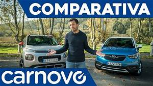 Opel Crossland X Vs Citro U00ebn C3 Aircross