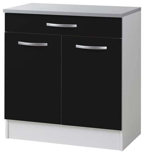 profondeur placard cuisine django meuble de cuisine bas 80cm profondeur