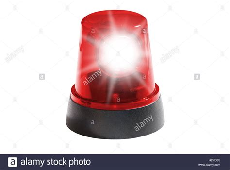 Siren Light by Siren Light Stock Photo 122151349 Alamy