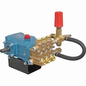 Cat Pumps Pressure Washer Pump  U2014 3500 Psi  4 5 Gpm  Belt