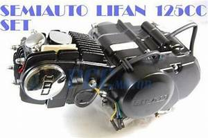 Neutral Diagram 125 Lifan Engines