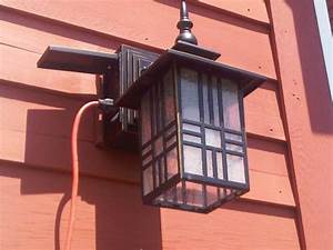 outdoor light with gfci outlet iron blog With outdoor light fixture with an outlet
