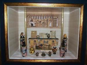 Vitrine Pour Petit Objet : vitrine miniature sur l 39 egypte l 39 le aux miniatures ~ Zukunftsfamilie.com Idées de Décoration