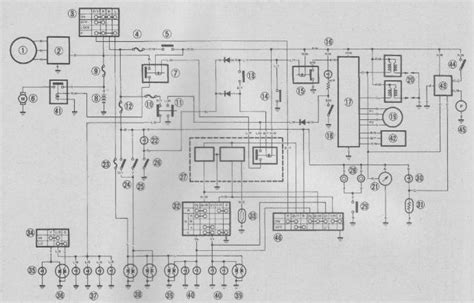yamaha virago xv535 1100 1981 1994 service manual page 35
