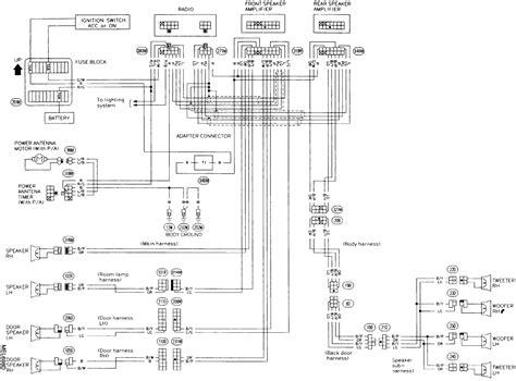 Pathfinder Amplifier Bypass Harness