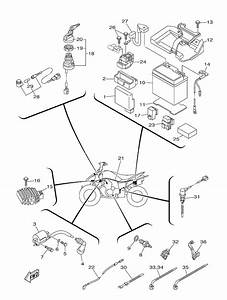 Yamaha Raptor 125 Wiring Diagram