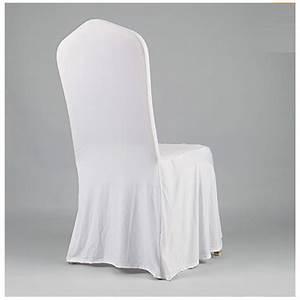 Housse Chaise De Bar : housse de chaise lycra effet jupe il tait une fois events ~ Teatrodelosmanantiales.com Idées de Décoration