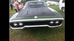 Muscle Cars Buick Riviera Chevy Impala Plymouth Road