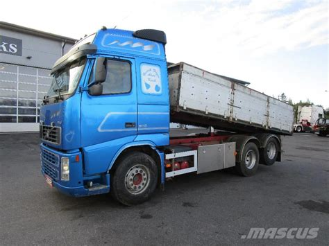 volvo truck cost volvo fh 12 6x2 500hv tipper trucks price 8 785 year