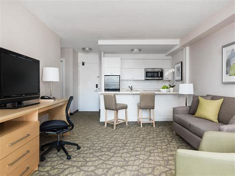 one bedroom one bedroom hotel suite with balcony chelsea hotel toronto