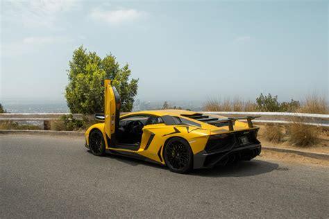 2016 Lamborghini Aventador SV For Sale - Cheapest SV in ...