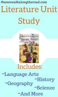 sarah plain  tall images  grade reading