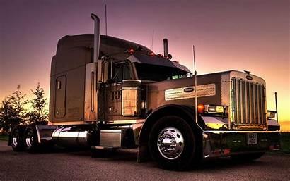 Semi Truck Peterbilt Wallpapers 4k Cars Trucks
