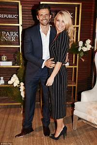 Anna Heinrich and her Bachelor beau Tim Robards attend ...