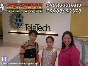 Call Center Training at Sta. Rosa Cabuyao Binan Laguna ...