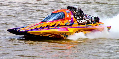 Fast Bumper Boats by Fast Drag Boat Flickr Photo
