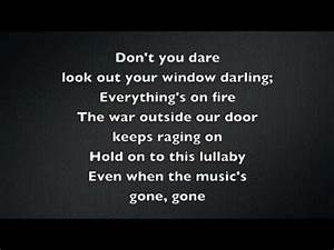Taylor Swift - Safe and Sound Lyrics - YouTube