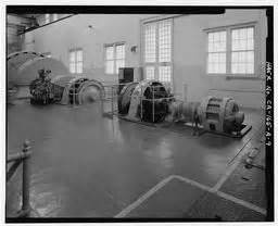 Kern County No 1 Hydroelectric System, Powerhouse