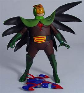 Tiny - Battle of the Planets action figures - RTM Spotlight