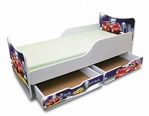 Kinderbett 90x200 Auto : eur 284 86 ~ Whattoseeinmadrid.com Haus und Dekorationen