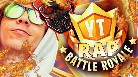 el rap del torneo de  youtubers fornite zarcort