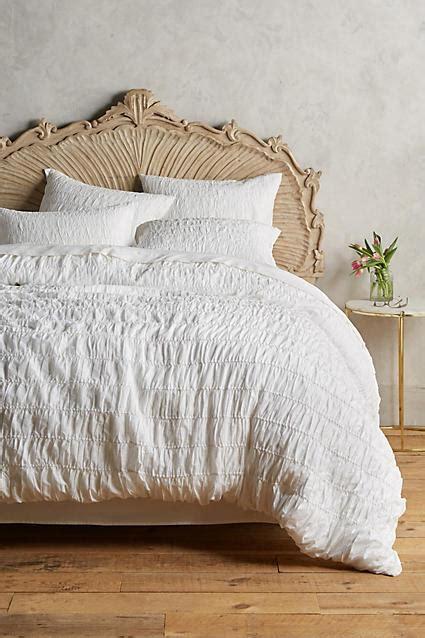 plum  bow frayed rose white duvet cover