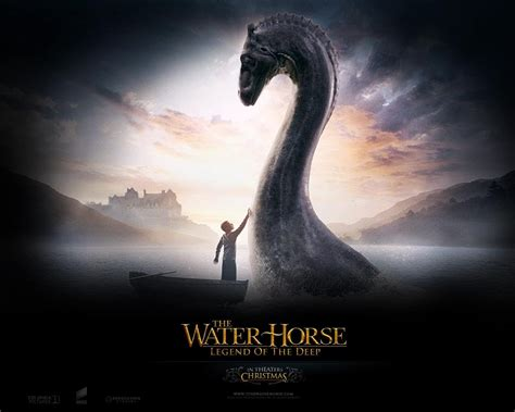 The Water Horse Legend Of The Deep (2007) Movie Review Youtube