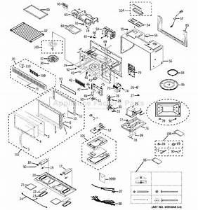 Ge Jvm1440wh01 Parts