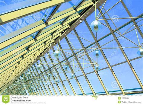 plafond droit de succession plafond abstrait jaune dans le bureau photos stock image 17310643