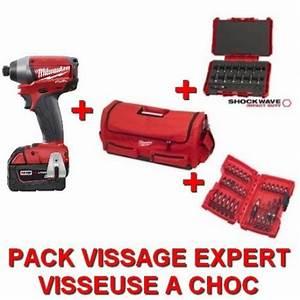 Visseuse A Choc Ryobi : milwaukee pack visseuse choc 18v fuel expert ~ Dailycaller-alerts.com Idées de Décoration