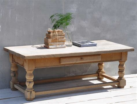 vintage coffe tables solid oak weathered vintage coffee table home barn vintage 3173