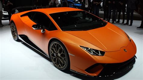 2018 Lamborghini Huracan Superb Car  Hd Wallpapers