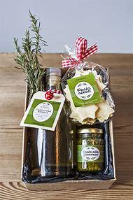 christmas food gift basket ideas - Christmas Basket Ideas