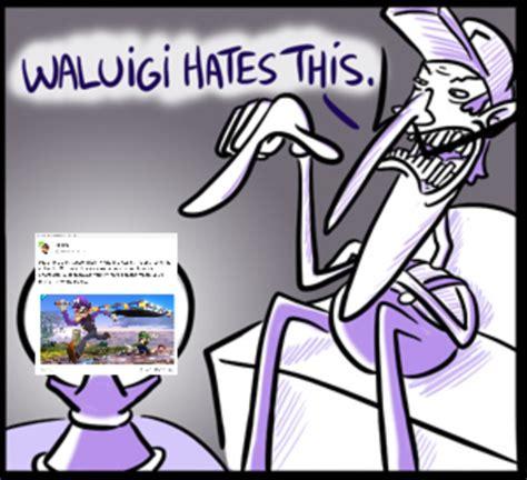 Waluigi Memes - waluigi hates this waluigi know your meme
