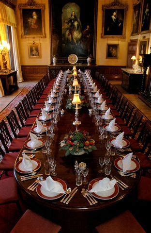 enjoy  private lunch   magnificent dining room