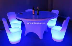 led banquet table led lighting decorations for outdoor indoor use